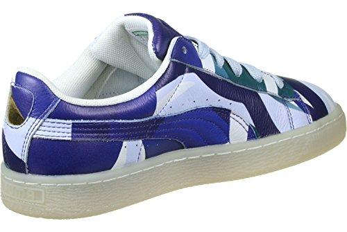 Puma x Careaux BasketGraphic Calzado Azul
