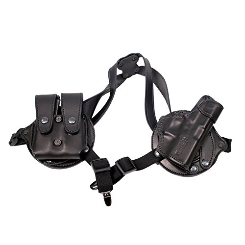 Kimber Eclipse Pro Target II 4in. Shoulder Holster, Modular REVO Right Handed