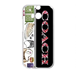 YESGG Coach design fashion cell phone case for HTC One M8