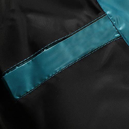 Pour Veste De Hommes Hiver En Strir 2 Manteau Vert Bouclier Coton Duvet Chauffer Épaisse Homme qEwXH4