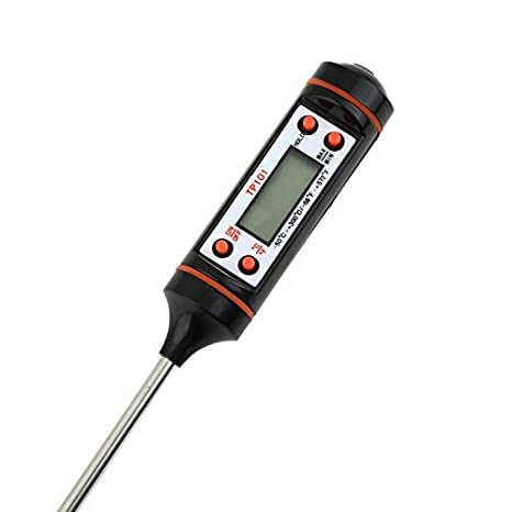 Aryen Digital Lcd Food Thermometer Cooking Probe