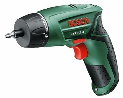Bosch PSR 7.2 LI - Destornillador eléctrico: Amazon.es: Bricolaje y ...
