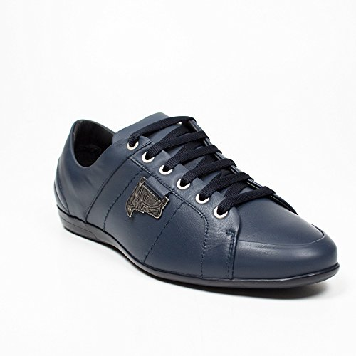 Sneakers VERSACE COLLECTION Uomo V900525 VM00011V346V Blu EF130V900525-VM00011V346V Blu