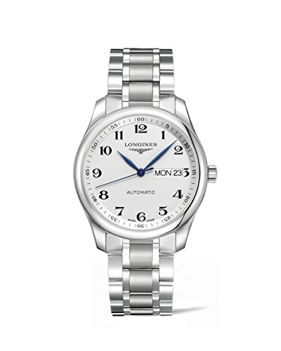 Longines Master Collection Automatic Silver Dial Mens Watch L27554786
