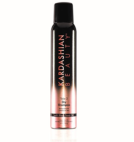 Kardashian Beauty Take 2 Dry Shampoo, 5.3 - Dry Hair Shampoo Chi For