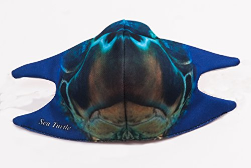 Healthy Air Mask® Dust Mask - M11 Sea Turtle - Child (Available in Child and Adult) by Healthy Air Mask®