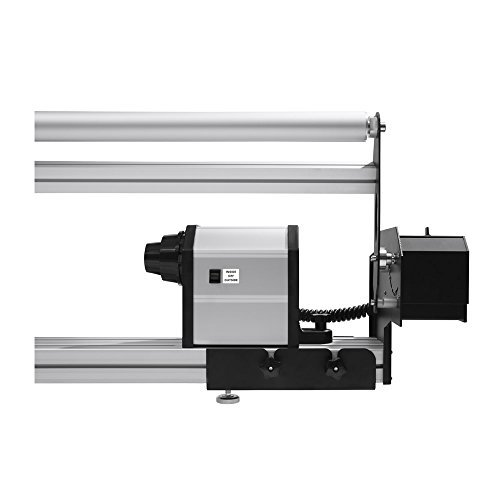 54'' Automatic Media Take-up Reel with Tension System for Mutoh/ Mimaki/ Roland/ Epson/Textile Printer, 110V by Ving (Image #2)