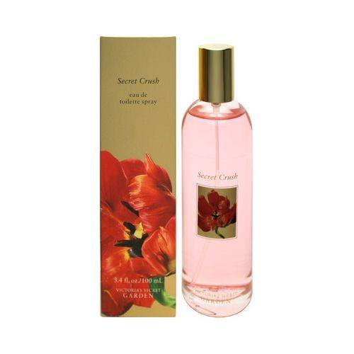 Victoria's Secret Garden Secret Crush 3.4 oz Eau de Toilette Spray (Crush Victoria Secret Secret)