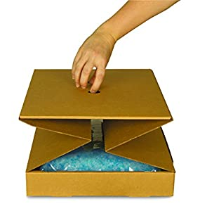 PetSafe Disposable Cat Litter Box, Collapsible Covered Design for Travel, from the Makers of ScoopFree Self Cleaning Litter Box