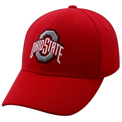 new style 8c588 4bc31 Top of the World Ohio State Buckeyes Premium Collection Memory Fit 1Fit
