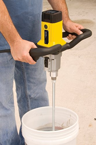 Brutus-21665Q-120-Volt-2-Speed-Power-Mixer-with-Mixing-Paddle-for-Thinset-Grout-and-Mortar