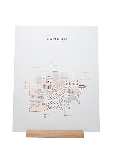 Anthropologie Flats (ROAM By 42 Pressed London Map)