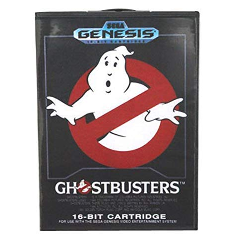 - Value★Smart★Toys - Ghost Busters Boxed Version 16bit MD Game Card for Sega Mega Drive and Genesis