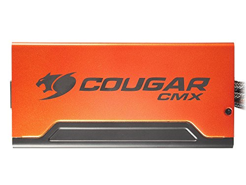 COUGAR CMX1000 / 1000CMX 1000W ATX12V / EPS12V SLI Ready CrossFire Ready 80 PLUS BRONZE Certified flexible cable management Active PFC Power Supply by Cougar (Image #4)