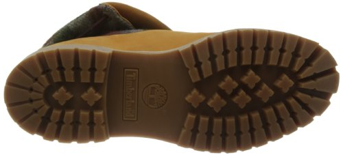 Top Waterbuck Giallo Timberland wheat jaune Uomo Roll woolrich Af Stivali 68qwEwxOPp