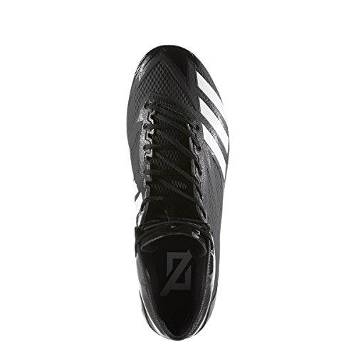 Adidas Adizero A 5 Stelle 6,0 Metà Tacchetto Mens Nucleo Calcio Bianco-nero