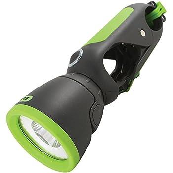 Blackfire BBM888-2 Clamp Light 100-Lumen 3AAA LED Flashlight