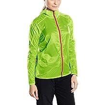 Salomon Fast Wing Women's Jacket Green Granny Green Size:XS by Salomon
