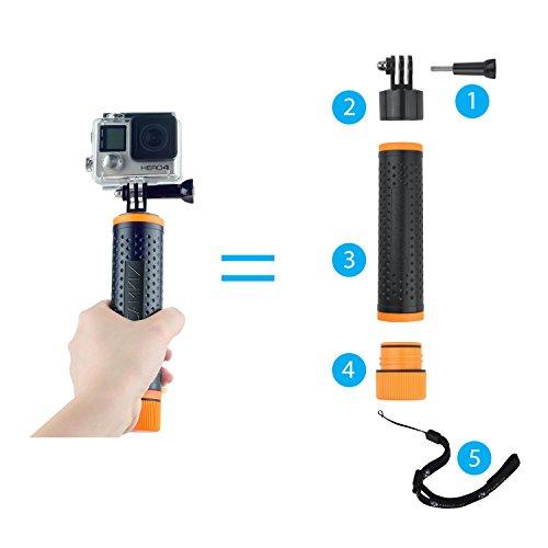 Buy waterproof gopro pole