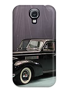 Hot Tpu Cover Case For Galaxy/ S4 Case Cover Skin - Old Cars