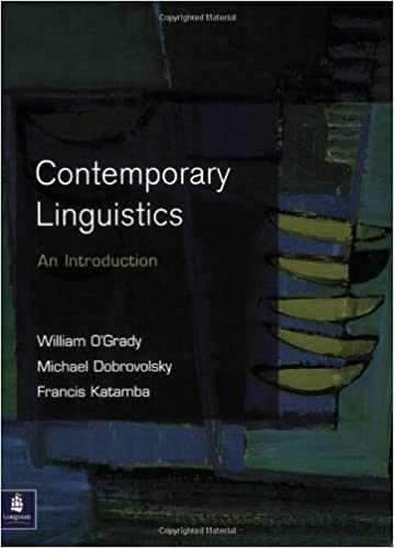 Amazon contemporary linguistics 9780582246911 william o contemporary linguistics 1st edition fandeluxe Choice Image