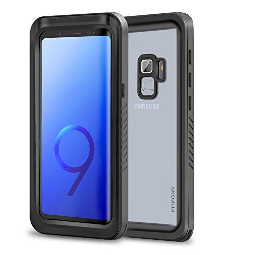 FITFORT Galaxy S9 Waterproof Case - IP68 Certified Full Body