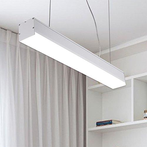 Cerdeco CP-7773 LED Linear Light 22W, 2ft, 2300Lumens, 6000K( Daylight), Ceiling Light/ Pendant Light