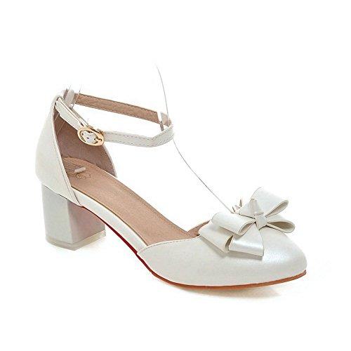 Generic , Sandales pour femme - Blanc - blanc, 38 EU