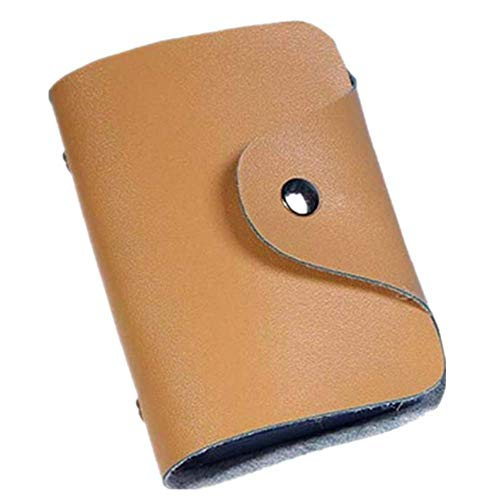 Hot sale Women Leather Credit Card Holder Case Card Holder Wallet Business Card AfterSo