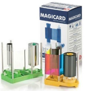 Magicard Prima431 YMCK Dye Film & Retransfer Film Set - 1000 (Panel Color Dye Film)