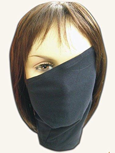 Sepia Japanese Ninja Cosplay Mask by Sepia