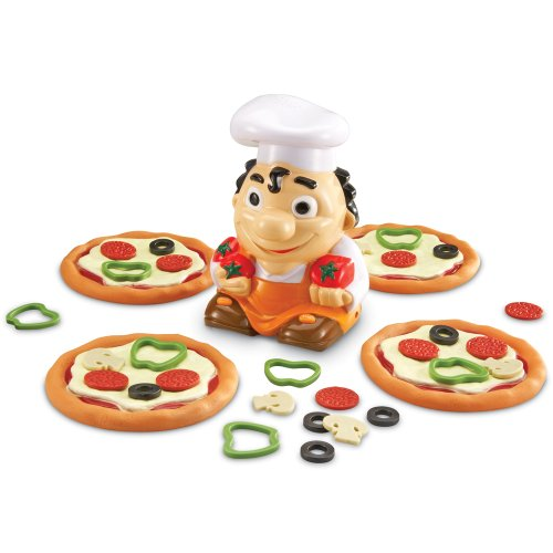 Learning Resources Pizza Mania Early Math Game by Learning Resources
