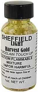 product image for Sheffield 1451 1 OZ Light Harvest Gold Porcelain Touch Up Paint for Porcelain Surfaces
