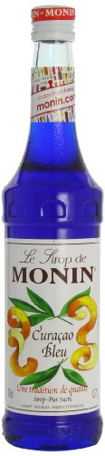 Monin - Curacao Bleu Syrup - 700ml