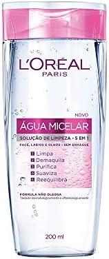 Água Micelar 5 Em 1 200ml, L'Oréal Paris, 2