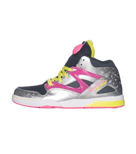 71ed799a5407b Reebok Pump Omni Lite Classic Shoe (Infant Toddler Little Kid Big Kid)