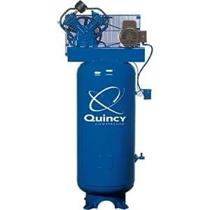 - Quincy QT-54 Splash Lubricated Reciprocating Air