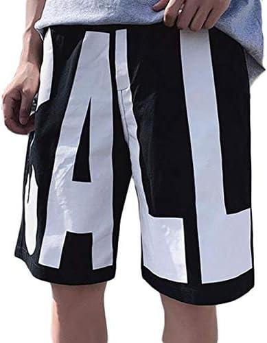 QYYハーフパンツ メンズ プリント 半ズボン ゆったり ショートパンツ ファッション ストリート 短パン 大きいサイズ 5L スポーツ ショーパン 5分丈 カジュアル 夏服