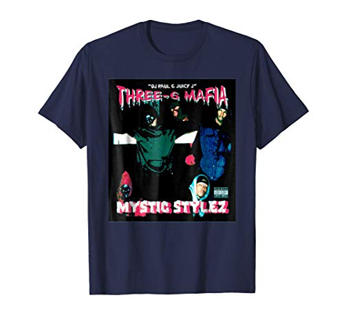 Three T-Shirt Six Mafia