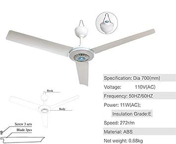 28 Inch 110V AC electric Ceiling Fan Energy Saving Indoor Ceiling Fan Outdoor gazebo ceiling fan 28 INCH