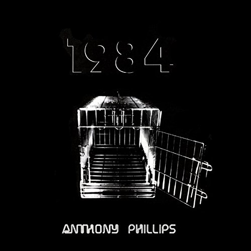 Anthony Phillips - 1984 - (ECLEC 32550) - REMASTERED DELUXE EDITION - 2CD - FLAC - 2016 - WRE Download
