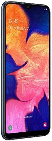 Samsung Galaxy A10e GSM Unlocked (not CDMA) 32GB Smartphone - Black (Renewed) WeeklyReviewer
