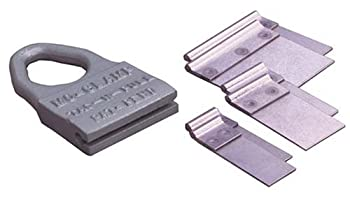 Mo-Clamp 0800 Tac-N-Pull Set with 3 Pull Plates