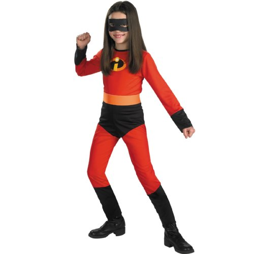 Disguise Costumes Girls, The Incredibles Disney Violet, 7-8,