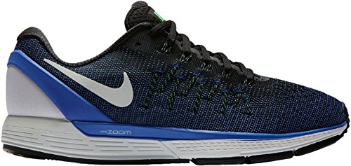 Nike Air Zoom Odyssey 2, Scarpe da Corsa Uomo nero/blu