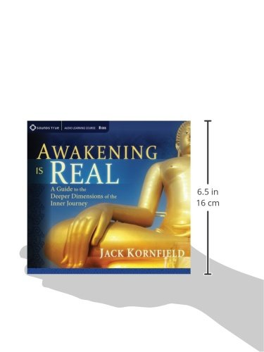 Awakening Is Real: A Guide to the Deeper Dimensions of the Inner Journey by Brand: Sounds True