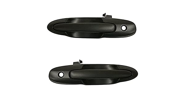 00-06 MPV Van Front Black Outside Outer Exterior Door Handle Left Driver Side