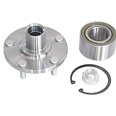 VIOJI 2x Front Wheel Hub & Bearing Assembly Kit Without ABS Compatible with Lexus 92-03 ES300 99-03 RX300 & Toyota 95-04 Avalon 92-03 Camry 3.0L 98-03 Sienna 99-03 Solara 3.0L FWD: Automotive