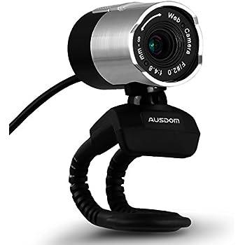 Amazon.com: AUSDOM 1080P Webcam,Widescreen Video Calling and ...