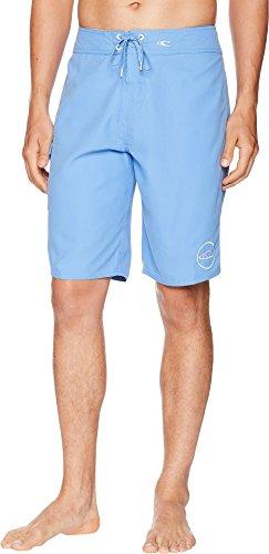 (O'Neill Men's Santa Cruz Solid 2.0 Boardshorts Fountain Blue 30)